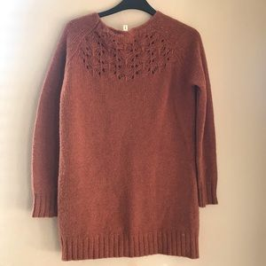MOTH. Anthropologie knitted Sweater